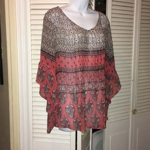 Style and company women's blouse size XL